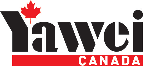 yawei canada logo black and red