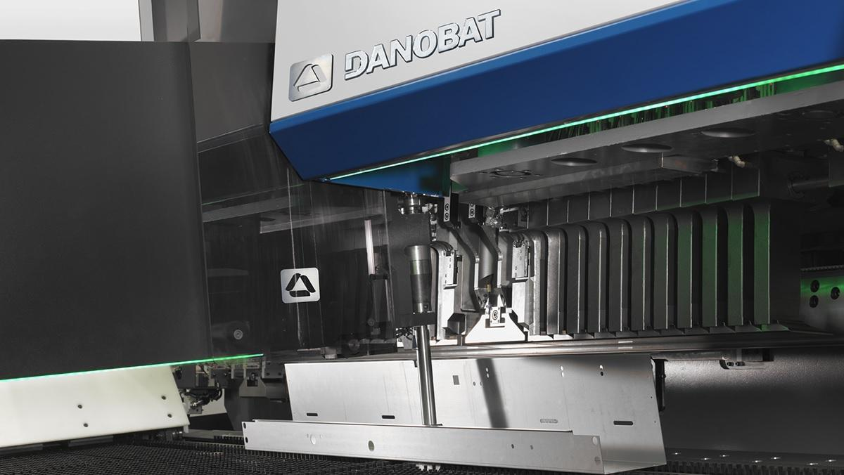 Danobat Panel Bending Machine